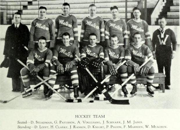 1932-33 Intermediate Intercollegiate