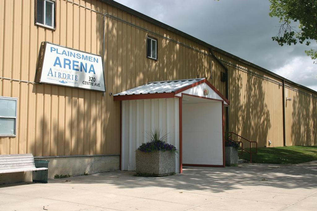 Plainsmen Arena