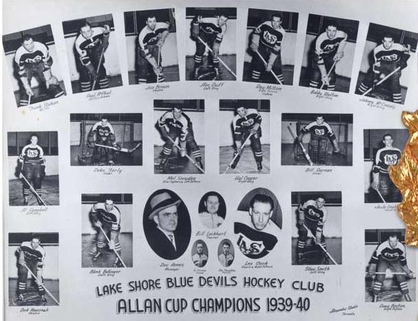 1939-40 Northern Ontario Senior Playoffs