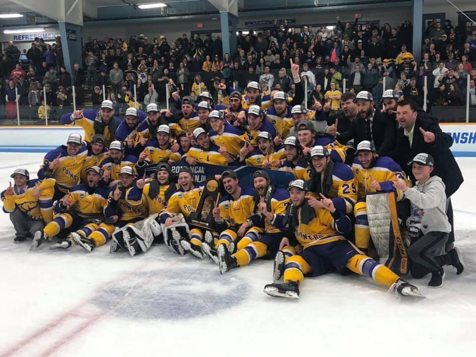 2019 NCAA Division III Men's Ice Hockey Tournament