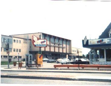 Paul Sauve Arena