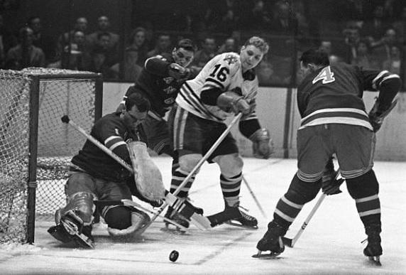 1959–60 New York Rangers season