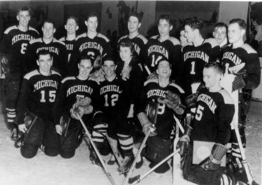 1951 Frozen Four