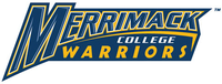 Merrimack Warriors men's ice hockey athletic logo