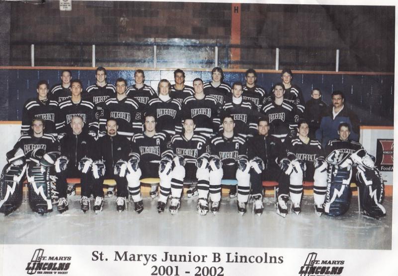 2001-02 GOHL Season