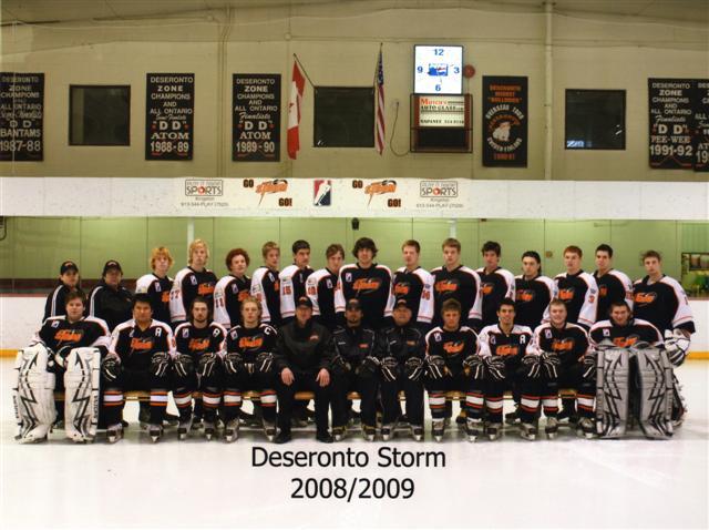 2008-09 GMJHL Season