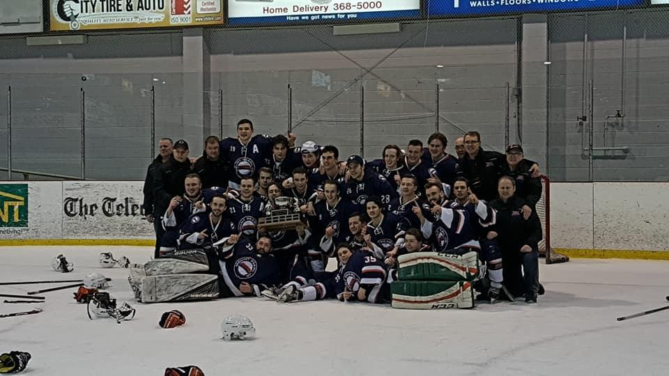 2017-18 SJJHL Season