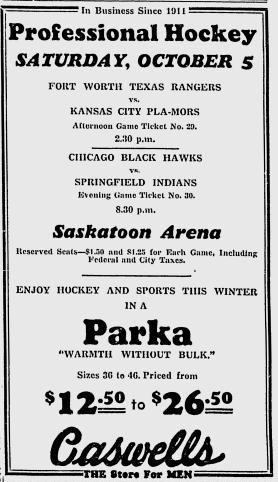 1946–47 Chicago Black Hawks season