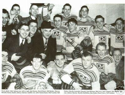 1943-44 Memorial Cup Final