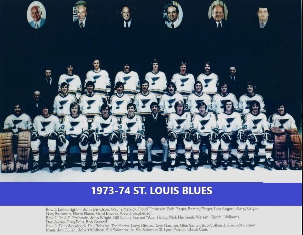 1973–74 St. Louis Blues season