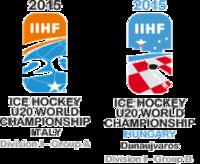 2015 World Junior Ice Hockey Championships – Division I