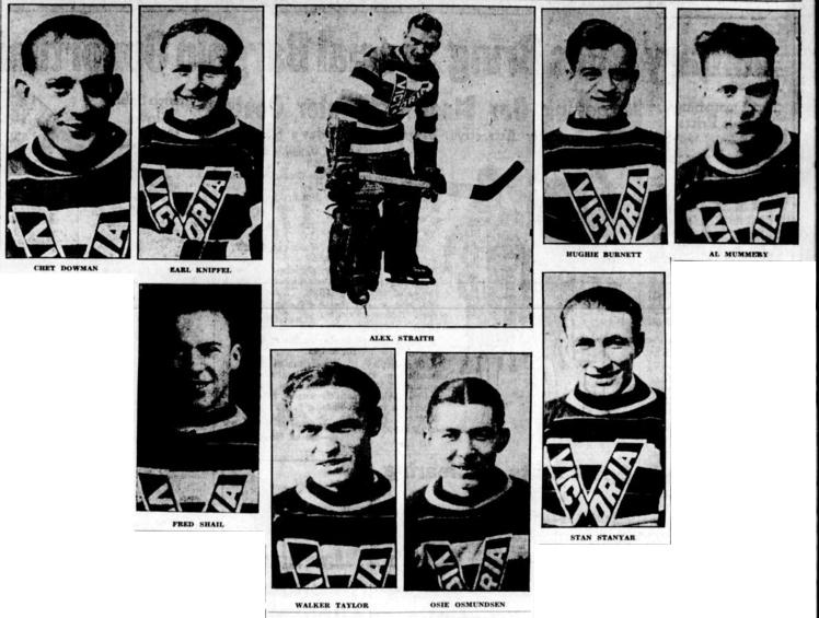 1927-28 British Columbia Senior Playoffs