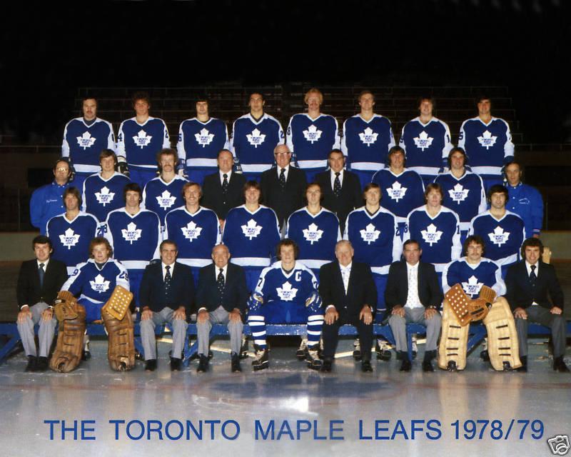 1978–79 Toronto Maple Leafs season