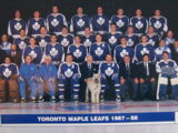 1987–88 Toronto Maple Leafs season