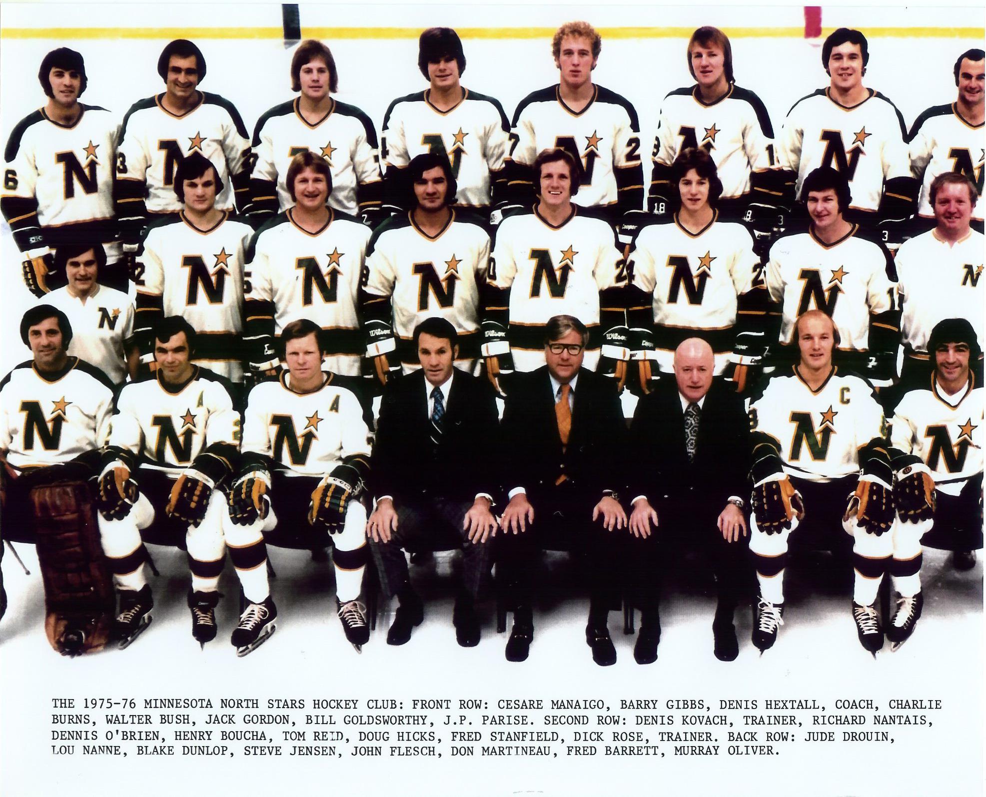 1975–76 Minnesota North Stars season