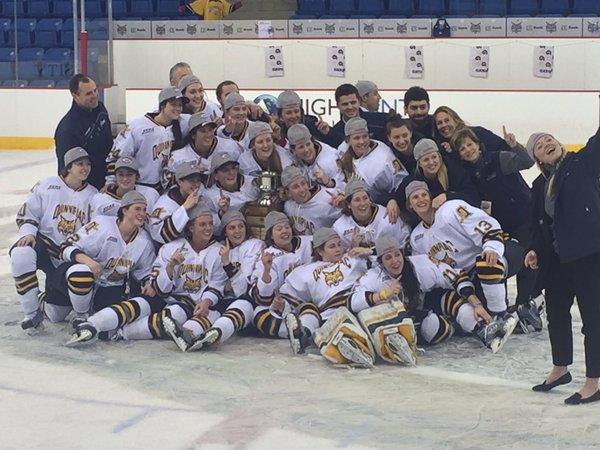 2015-16 ECAC Women's Season