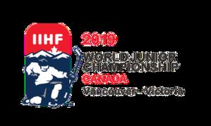 2019 World Junior Ice Hockey Championships
