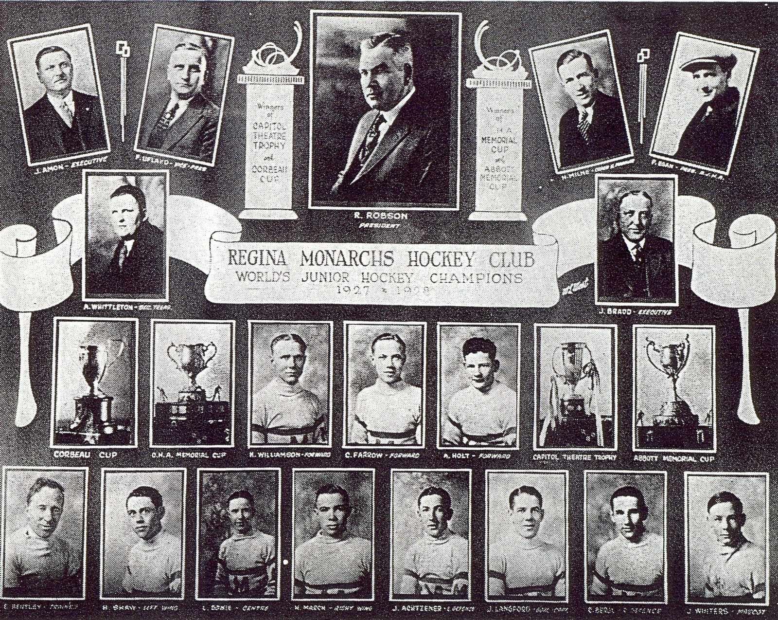 1927-28 Memorial Cup Final