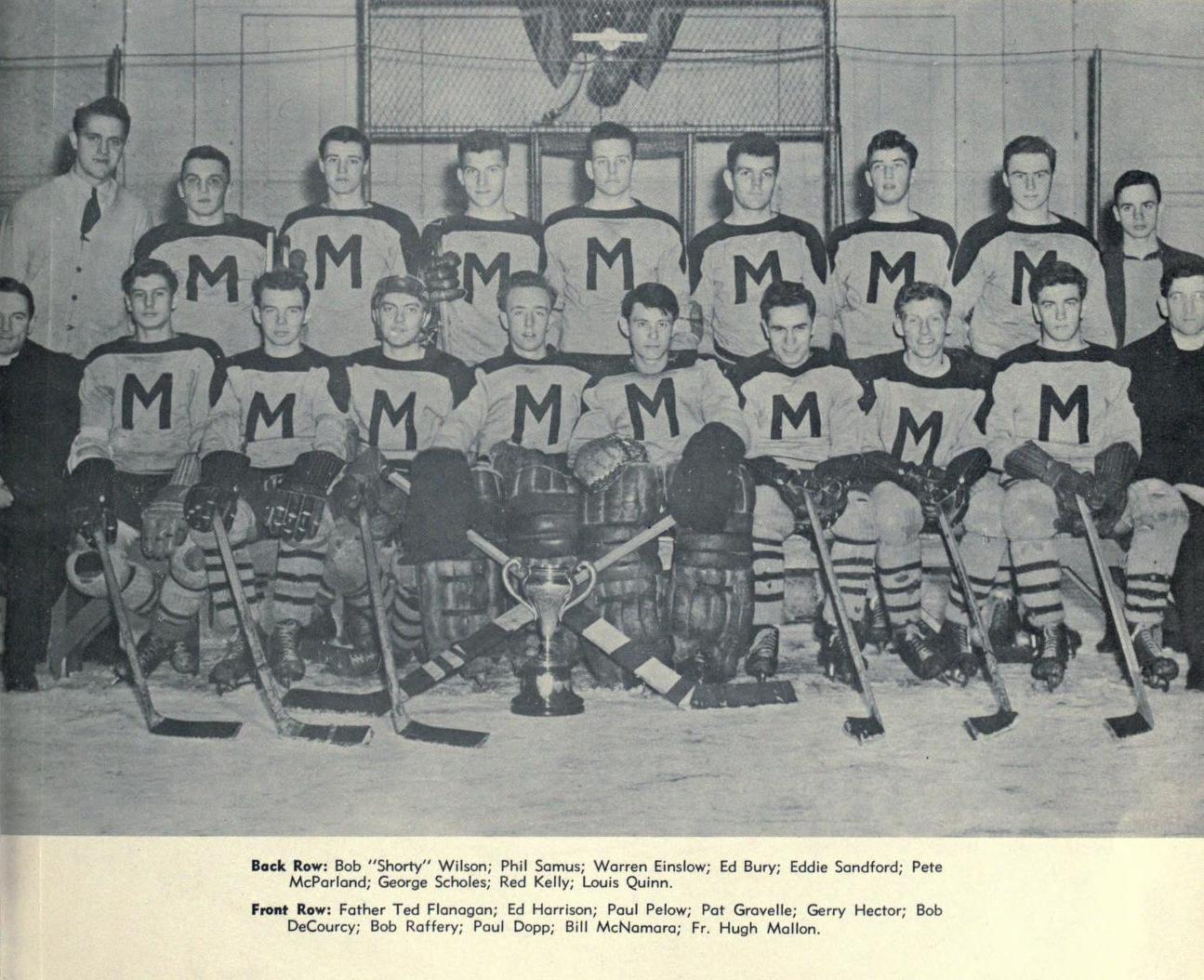 1944-45 Sutherland Cup Championship