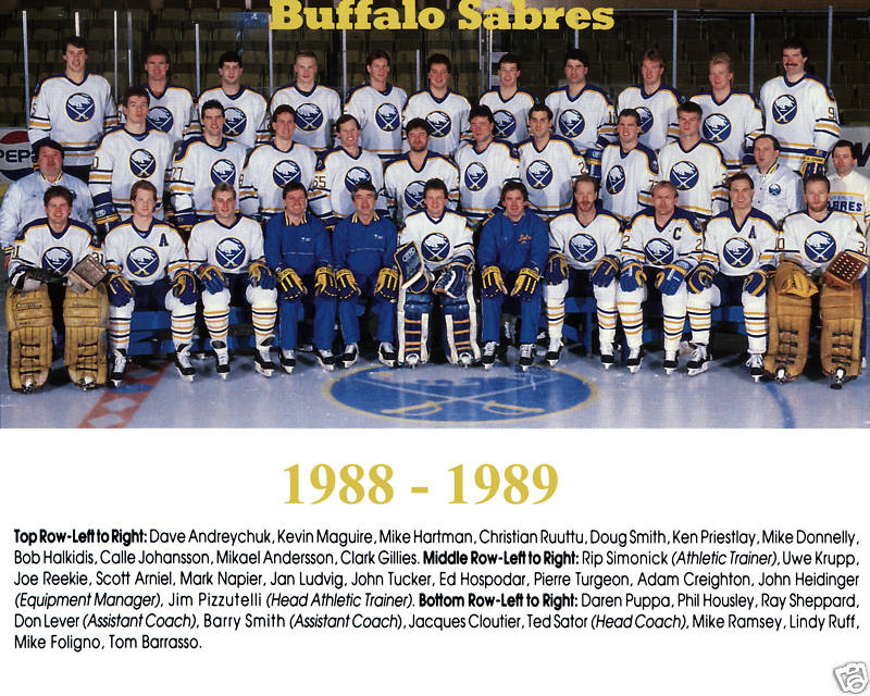1988–89 Buffalo Sabres season