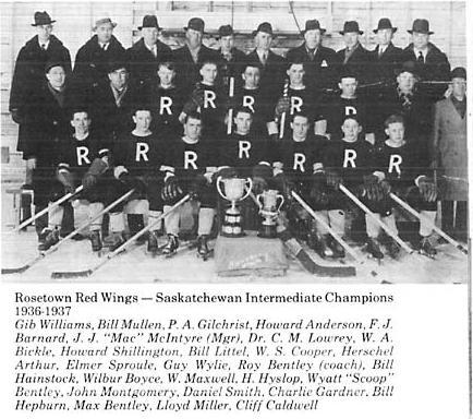 1936-37 Saskatchewan Intermediate Playoffs