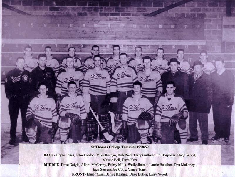 1958-59 MIAA Season