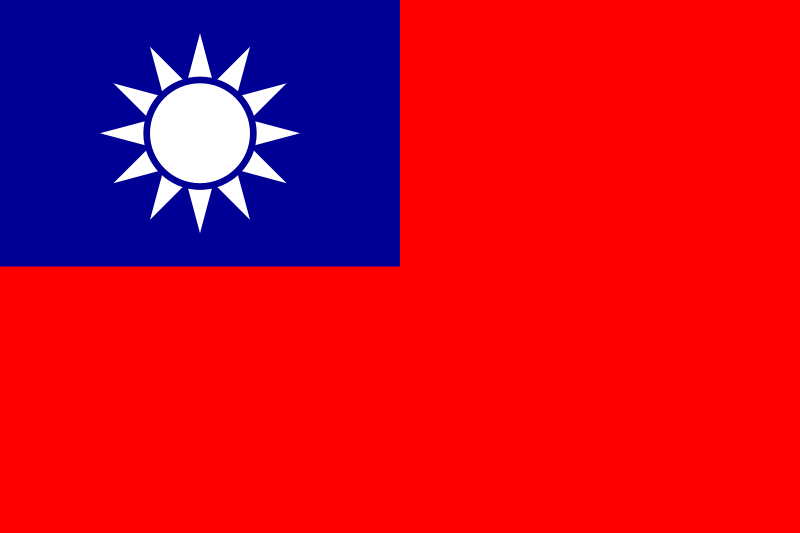 Country data Taiwan
