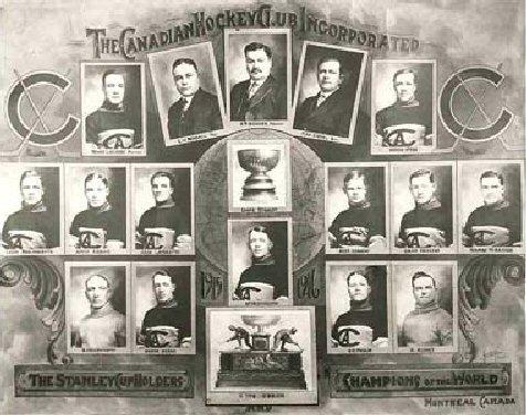 1916 Stanley Cup Finals