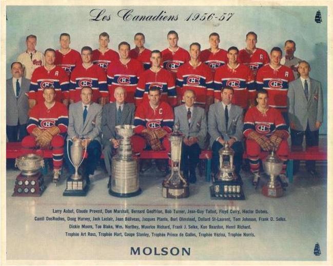 1957 Stanley Cup Finals