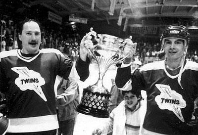 1988 Allan Cup