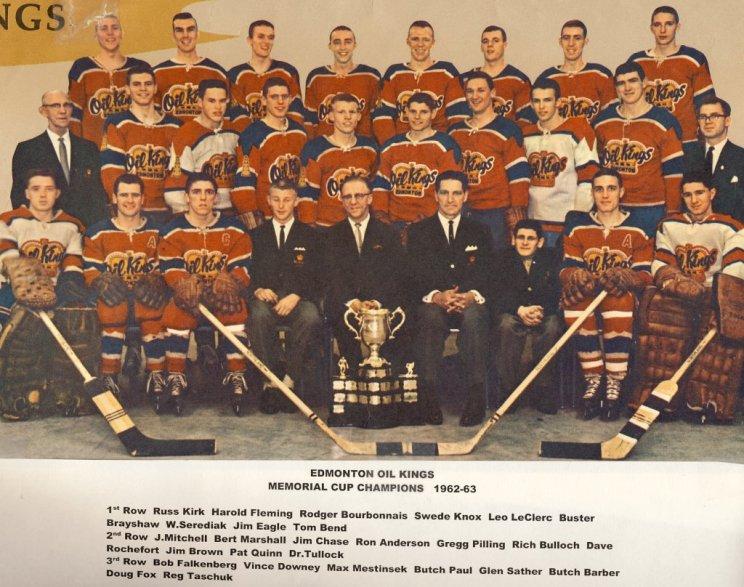 1962-63 Alberta Junior Playoffs