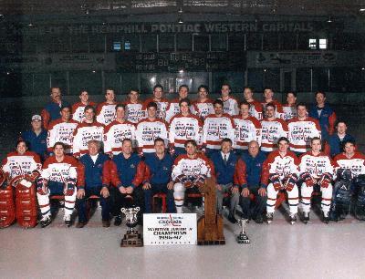 1996-97 MJAHL Season