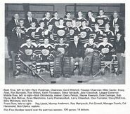 Flin Flon Bombers Junior Hockey Club - 1969 WCHL Champions