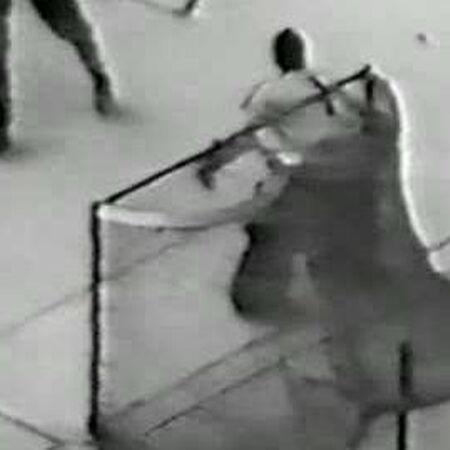 NHL 1950 SC Final HL DET NYR
