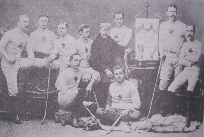 1890–91 Ottawa Hockey Club season