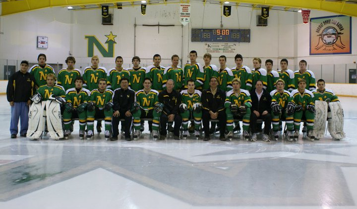 2007-08 KJHL Season