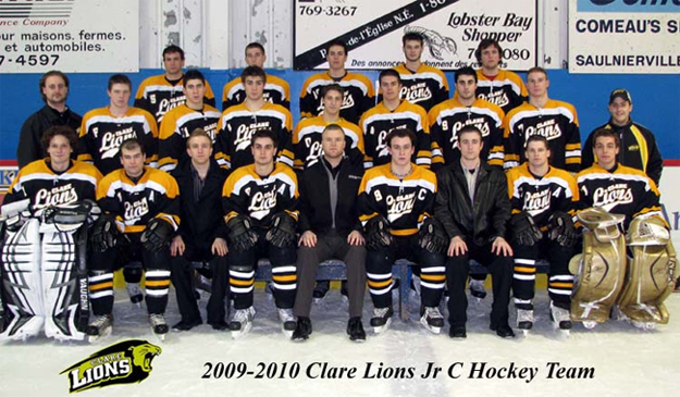 2009-10 NSJCHL Season