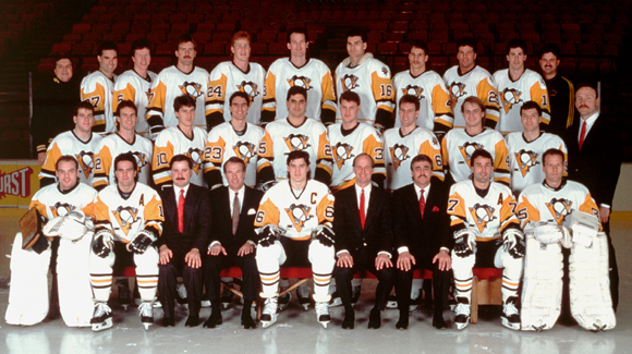 1989–90 Pittsburgh Penguins season