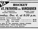 1922–23 PCHA season