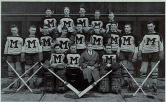 1935-36 OHA Junior B Groupings