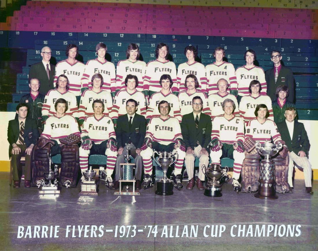 1973-74 OHA Senior Season