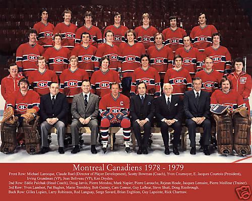 1978–79 Montreal Canadiens season