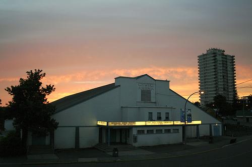 Nanaimo Civic Arena