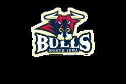 North Iowa Bulls logo.png