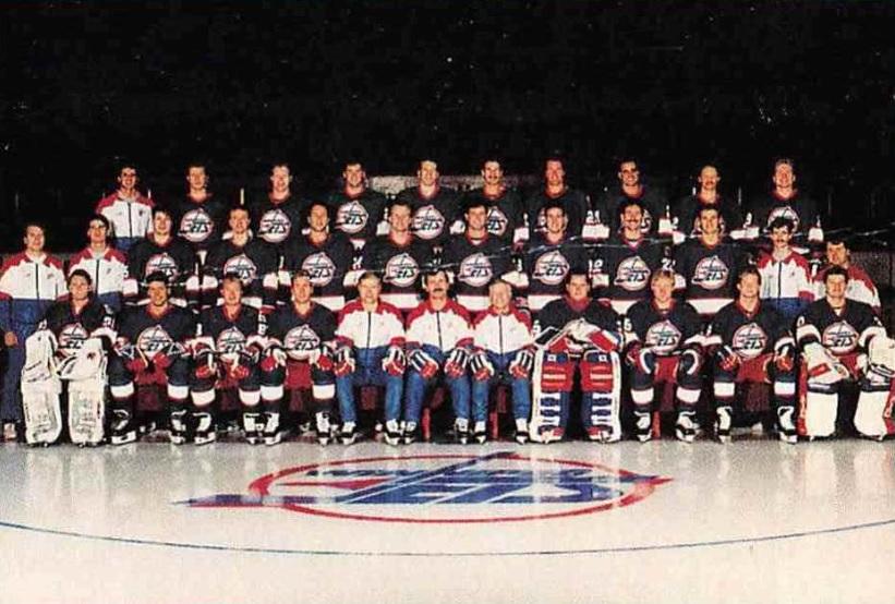 1990–91 Winnipeg Jets season