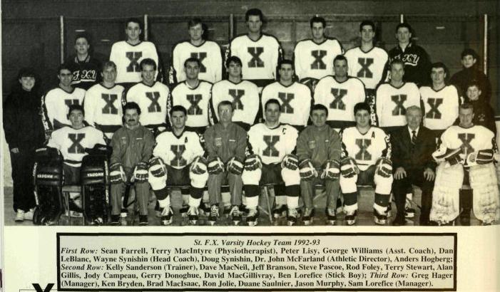 1992-93 AUAA Season