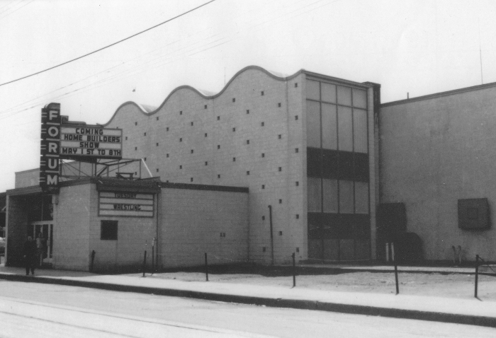 Barton Street Arena