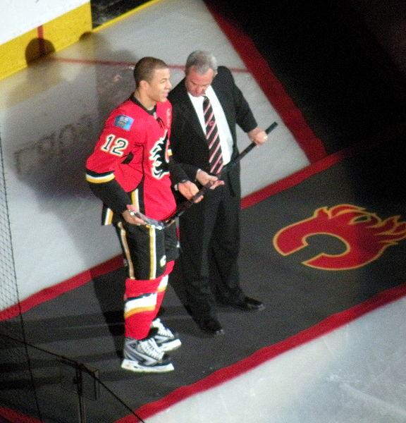 2008–09 Calgary Flames season