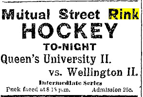 1900-01 OHA Intermediate Playoffs