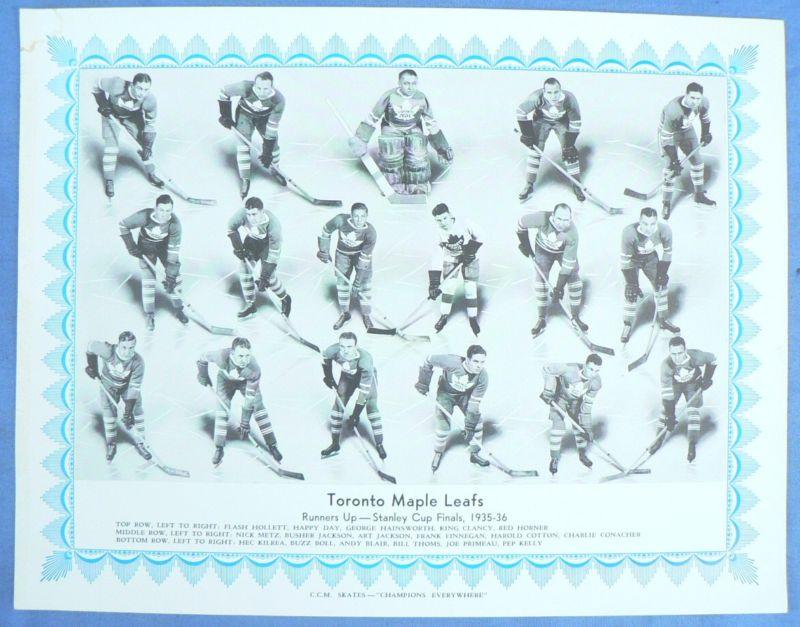1935–36 Toronto Maple Leafs season
